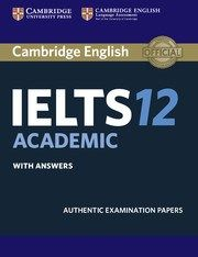 Free download IELTS 12 Academic with answers at selfstudymaterials.com