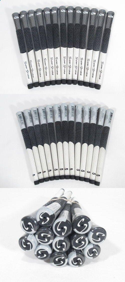 Golf Club Grips 47324: 13 - New Super Stroke Tx1 Standard Half Cord Golf Grips (Black White) -> BUY IT NOW ONLY: $69.99 on eBay! #GolfGrips