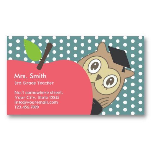 24 best Tutor Business Card Samples images on Pinterest | Grey ...