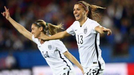 Olympic women's soccer qualifying: U.S. rolls over Costa Rica
