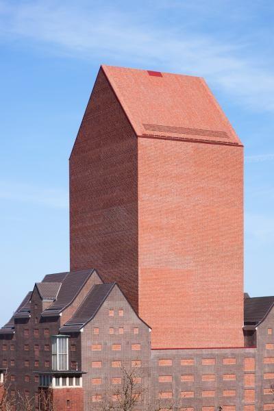ARCHIVE BUILDING NRW, DUISBURG | Janinhoff Klinkermanufaktur