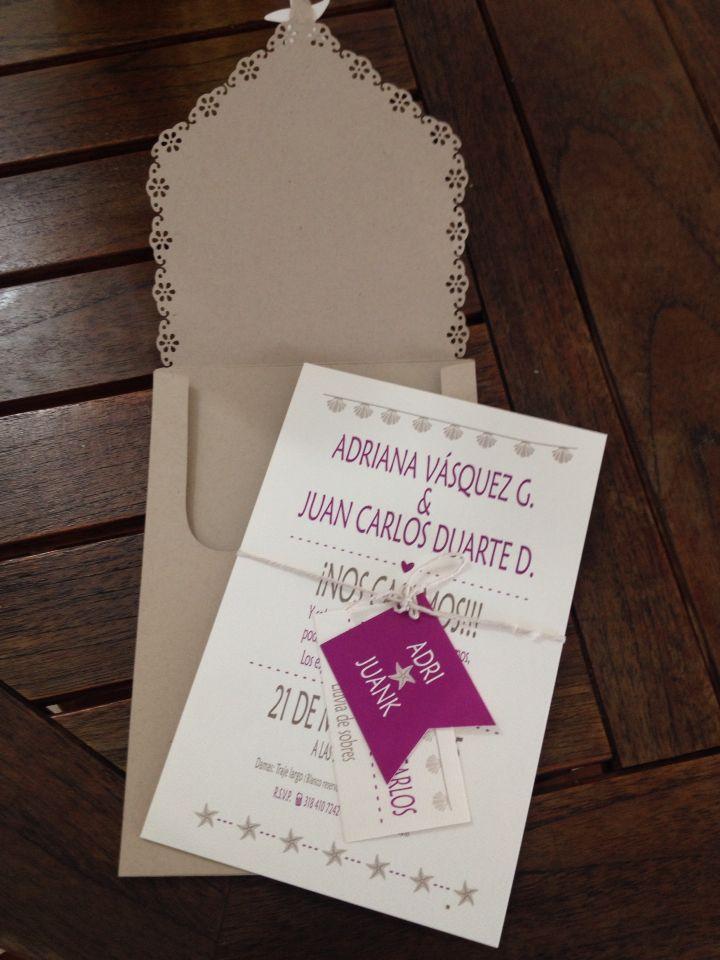 Se hacen tarjetas de matrimonio!! Cualquier información que se requiera me mandan un mensaje
