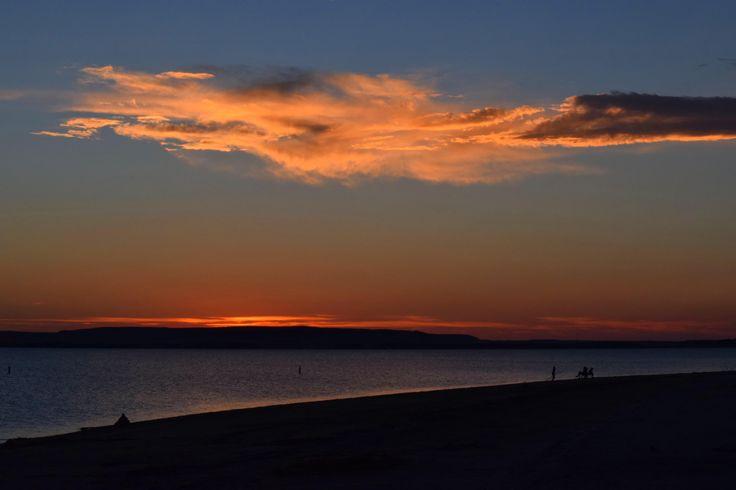 Glendo Reservoir, Wy Waterscape, Reservoir, Celestial