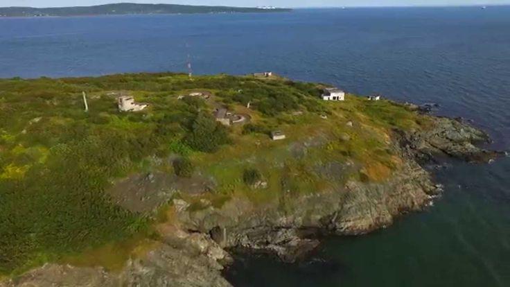 Partridge Island - Saint John NB
