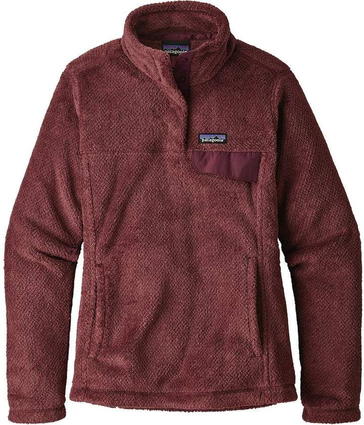 b8b2558c4 Patagonia Re-Tool Snap-T Fleece Pullover - Women's in 2019 ...