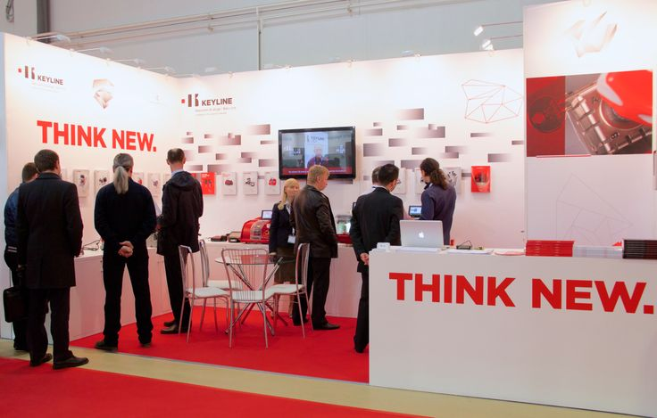 Grand opening for #Keyline stand at #Mosbuild 2014 in Moscow! Come and visit us at stand U137, pavilion 8-2, hall 2!