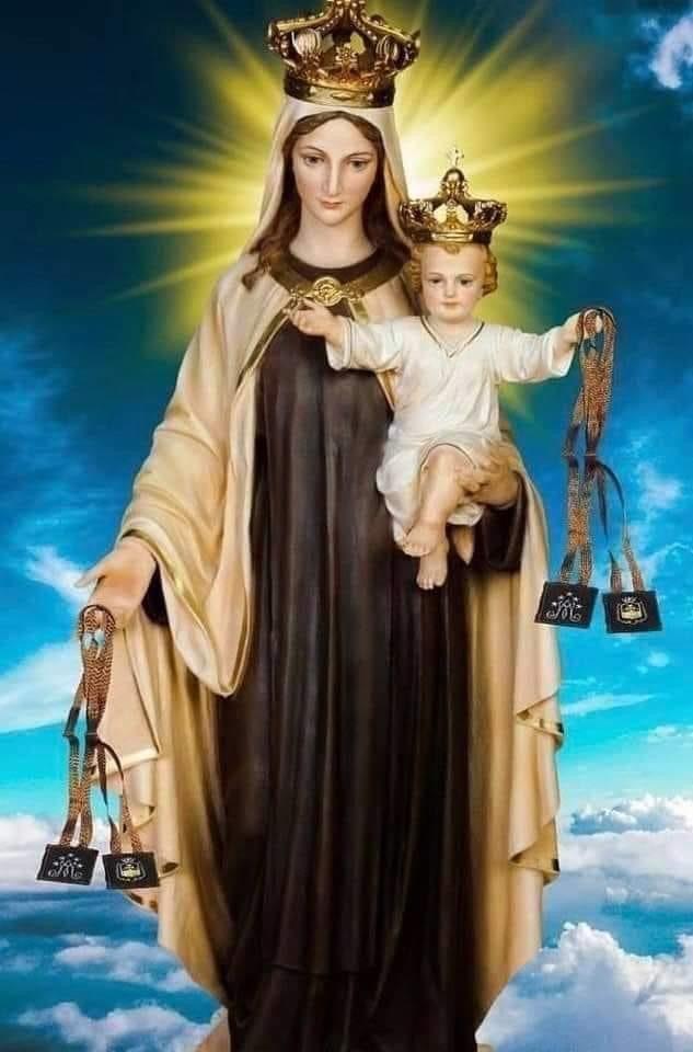 Letanías De Intercesión Figuras Religiosas Milagros De Jesús Imágenes De La Virgen