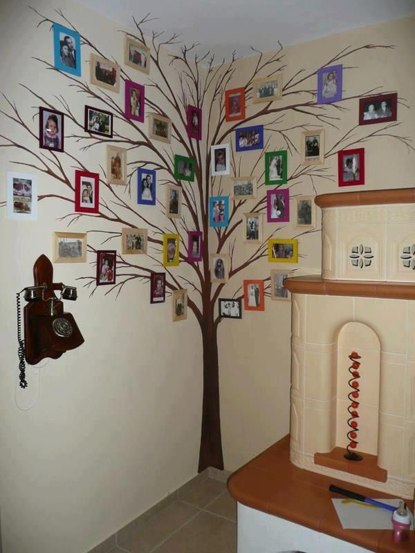 Planting the garden that is your life ~ ~  Plant a Family Photos Tree!