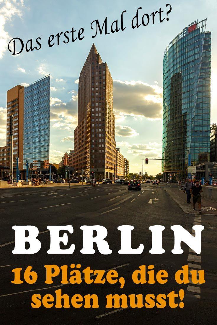 Berlin: Reisebericht mit den 16 wichtigsten Sehens…