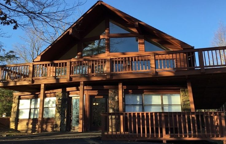 Gatlinburg, TN Cabin Rentals | Pioneer Rental Management