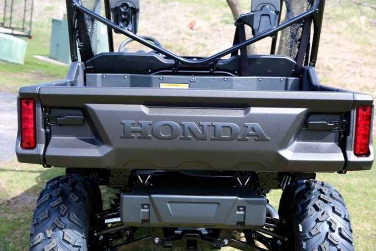 New 2016 Honda Pioneer 1000 EPS Honda Phantom Camo ATVs For Sale in Wisconsin. 2016 Honda Pioneer 1000 EPS Honda Phantom Camo, Over $2500 Off this Honda Pioneer 1000 camo for sale 2016 Honda® Pioneer® 1000 EPS Honda Phantom Camo® Not Just Bigger: Better. The outdoors is meant to be explored. The highest hills, the deepest canyons, and the farthest reaches of the forests all lie in wait. And now, we bring you an entirely new vehicle that can get you there. The all-new Pioneer® 1000 is the…