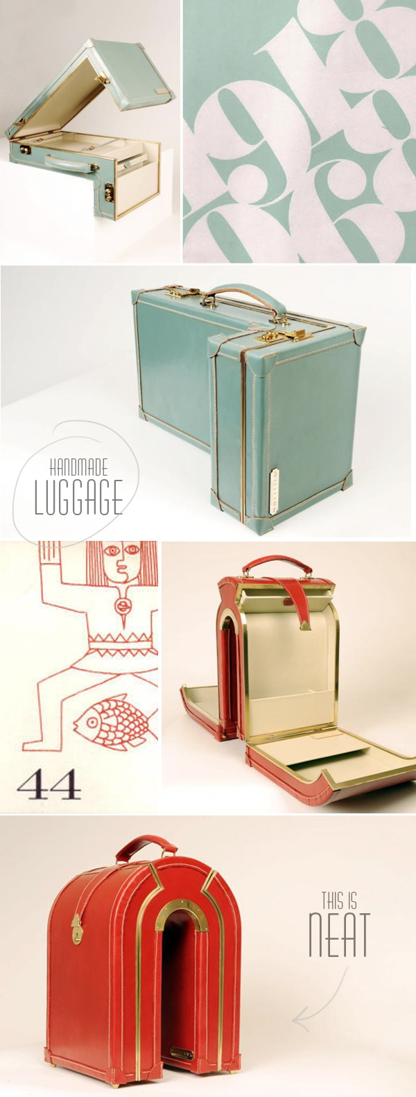 Luggage Of A New Kind