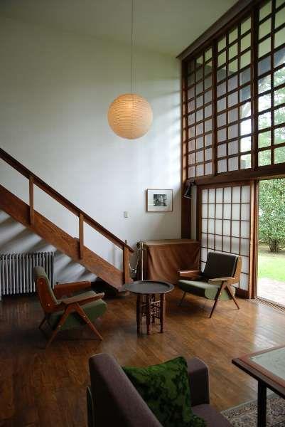 Maekawa Kunio architecture (Japan, 1950) #JapaneseArchitecture