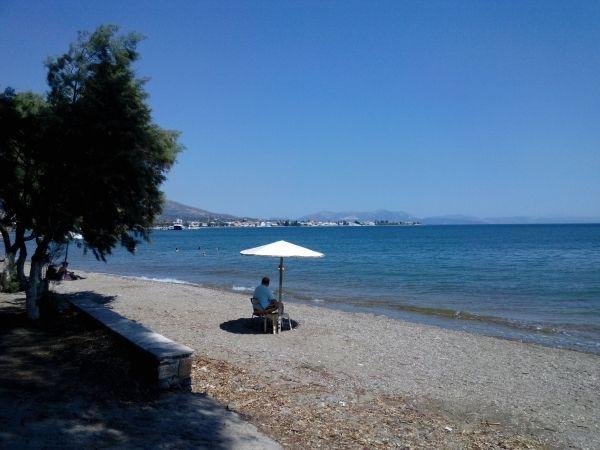 Solitude at Evia island
