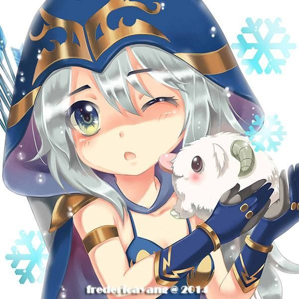 38 best league of legends ashe images on Pinterest ...