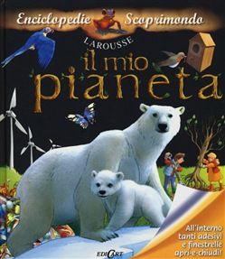 Prezzi e Sconti: Il mio pianeta. con adesivi gaëlle  ad Euro 8.41 in #Edicart edibimbi #Media libri ragazzi 0 5 anni
