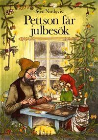 Snart är det jul, och Pettson och Findus ska hålla på med julförberedelser. När de ska hämta granris i skogen med kälken går det alldeles för fort, kälken kraschar och Pettson skadar sin fot. Nu kan de inte åka och handla, och de kan inte hämta en julgran. Findus får ta hand om städningen och de tillverkar en julgran av det de har hemma. Men hur ska de ordna med maten? Morötter och potatis är tråkig julmat. Det visar sig att Findus oroar sig i onödan. Grannarna kommer en efter en och har ...