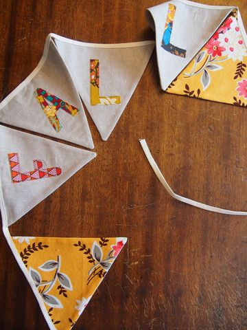 Fall Bunting - Adult - Friday, September 19th, 7:00 - 9:00 pm - All Le – WAFFLE KISSES STUDIO