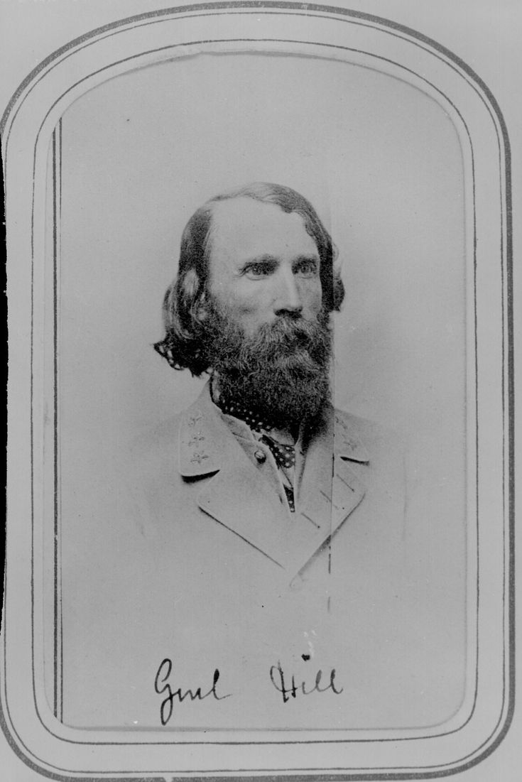 Lt. Gen. Ambrose P Hill, Confederate Army Officer