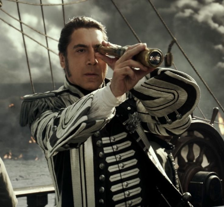 Captain Salazar ❤️