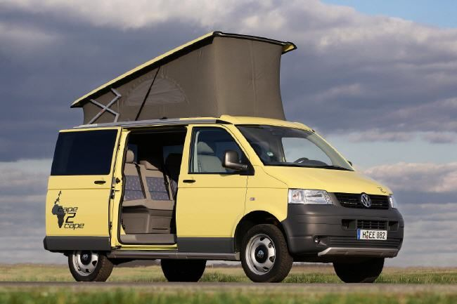 VW California Beach Cape2Cape