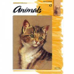 Leonardo Collection Desen Kitabı #13 Animals