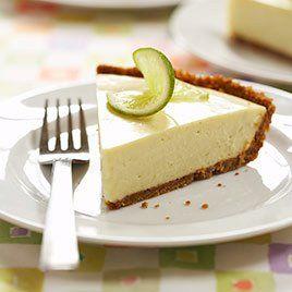 Key Lime Pie ~ Unique dessert choice