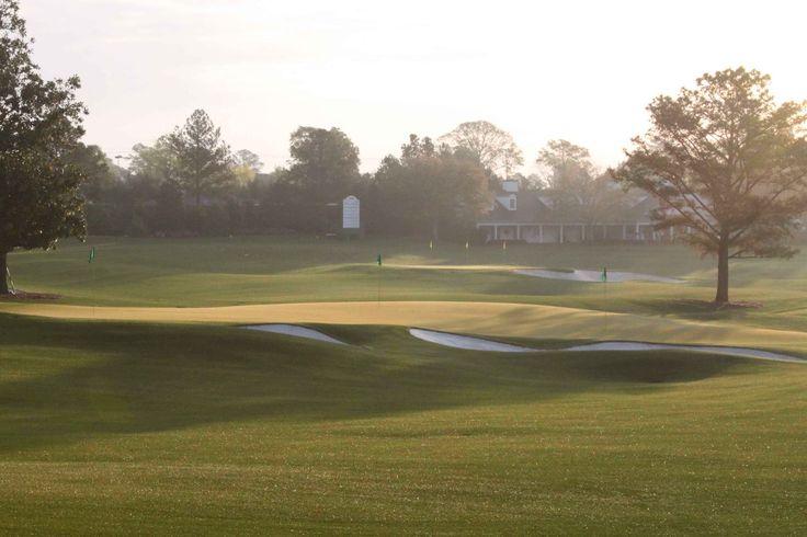 Une journée à Augusta en Géorgie: au cœur du tournoi mythique de golf aux USA