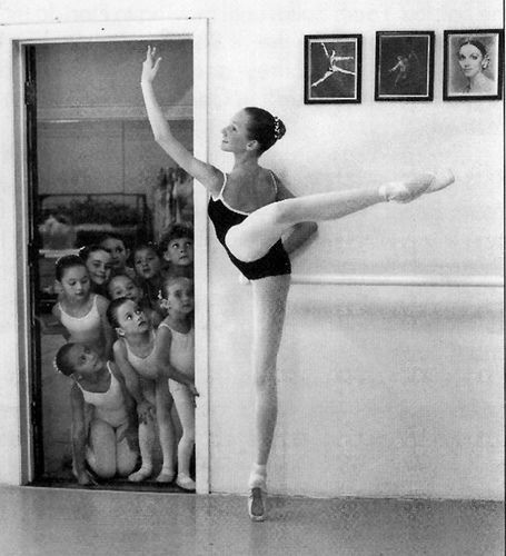 ballet <3 i dance almost every day!