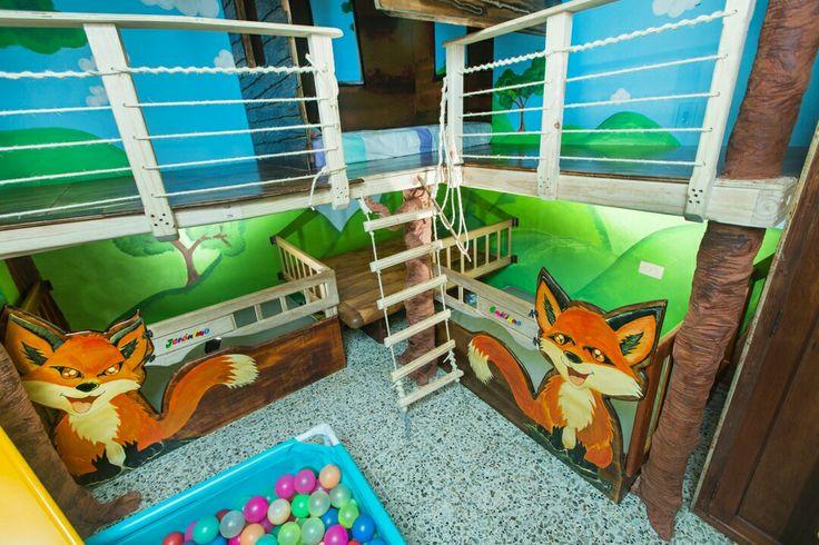 Habitacion para niños