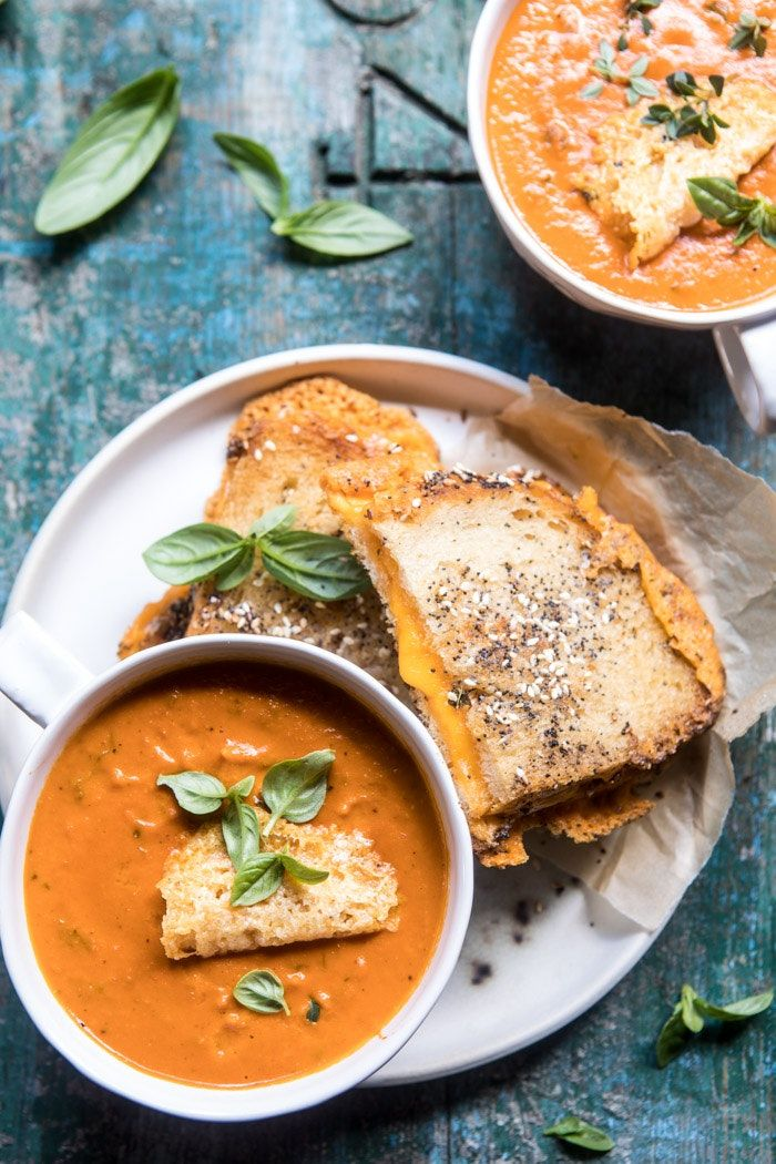 Got Fresh Tomatoes? Make This 6-Ingredient Soup ASAP.  Delicious Links