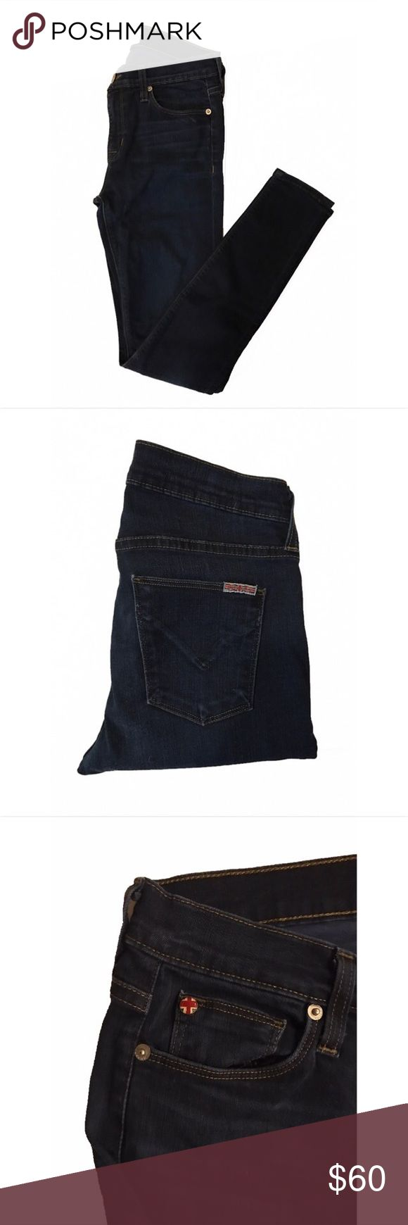 Hudson Women's Nico Midrise Super Skinny Jeans A midrise that hits in just the right place and stretch for all day comfort! Hudson Jeans Jeans Skinny