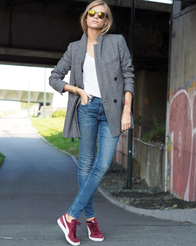 Le parfait look casual #3 (blog The Fashion Eaters)