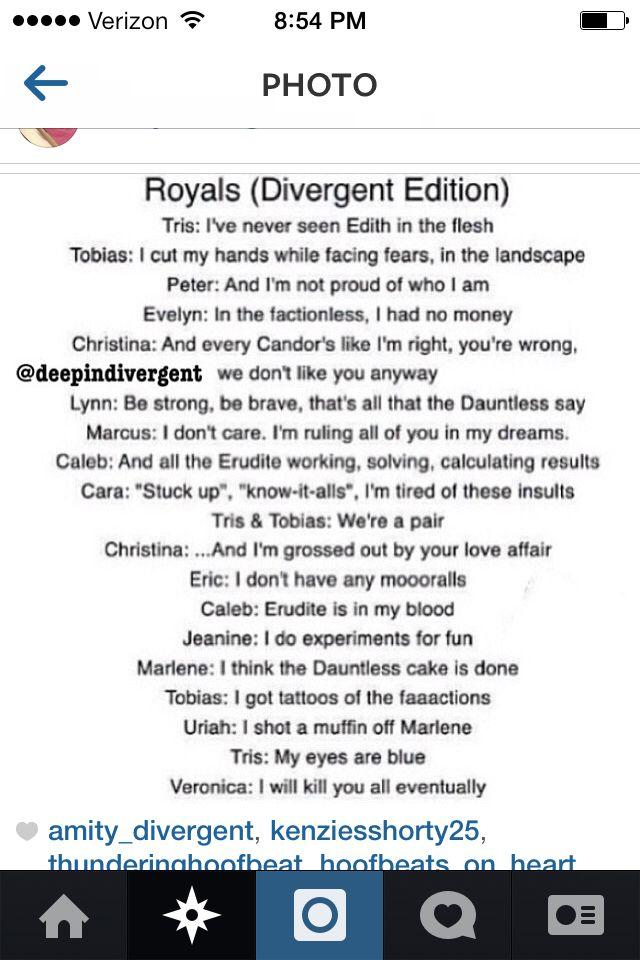 Divergent song parodies!!! ASDFGHJKL LOVE THIS!!! ~Divergent~ ~Insurgent~ ~Allegiant~