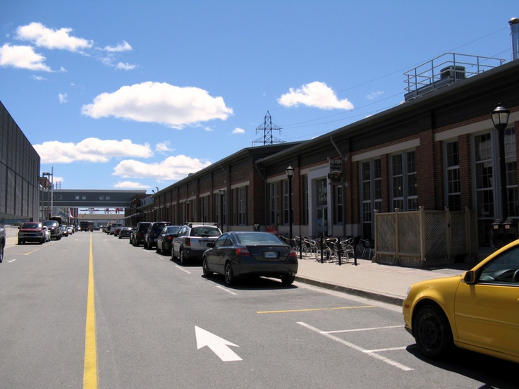 Harbourwalk South. Photo by Halifax Port Authority.