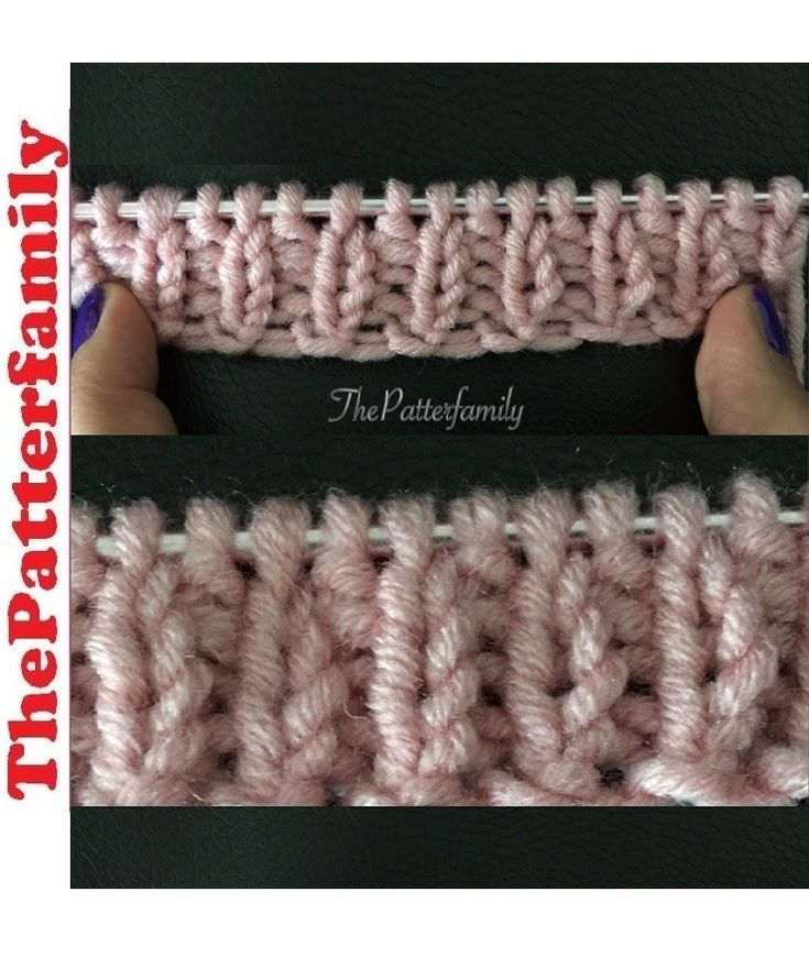 How To Knit The Super Stretchy Cast On│by ThePatterfamily