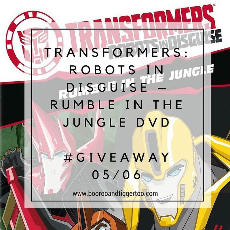 'Transformers robots in disguise' I can't not say that without thinking of the TV adverts I watched as a child. I've got a fabulous #Transformers DVD giveaway for you #ontheblog - ends 05/06