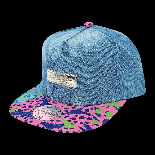 MITCHELL & NESS METAL BADGE SNAPBACK now available at Foot Locker
