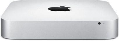Mac mini 2.6GHz Dual-Core Intel Core i5 (Turbo Boost up to 3.1GHz) 8GB 1600MHz LPDDR3 SDRAM 1TB Serial ATA Drive @ 5400 rpm