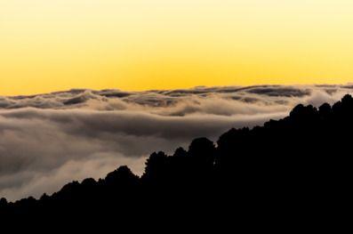 List mar de nubes