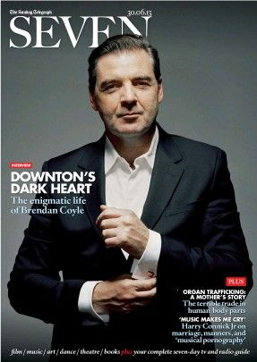 The enigmatic life of Brendan Coyle