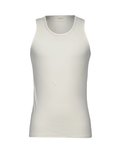 02816ad4bfa1 LEMAIRE Men's Tank top White XL INT | Products | Tank tops, Tops ...