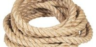 Lariat Rope Crafts: Hanging Pictures, Crafts Ideas, Food Tables, Green Ropes, Dark Brown, Ropes Crafts, Macrame Necklaces, Lariat Ropes, Clothespins