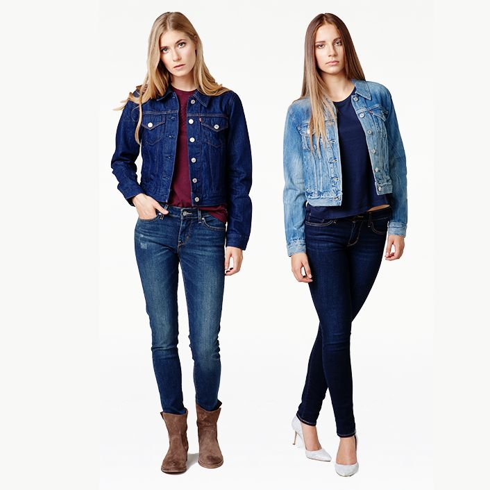 #liveinlevis #levis #women #wkmencollection #onlinestore #online #new #newcollection #newarrivals #fw15 #fallwinter15 #jacket #jackets