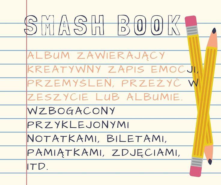 Zdjęcia, bilety, notatki, pamiątki - wszystko to wkomponuj do smash booka i zachowaj miłe wspomnienia na dłużej!