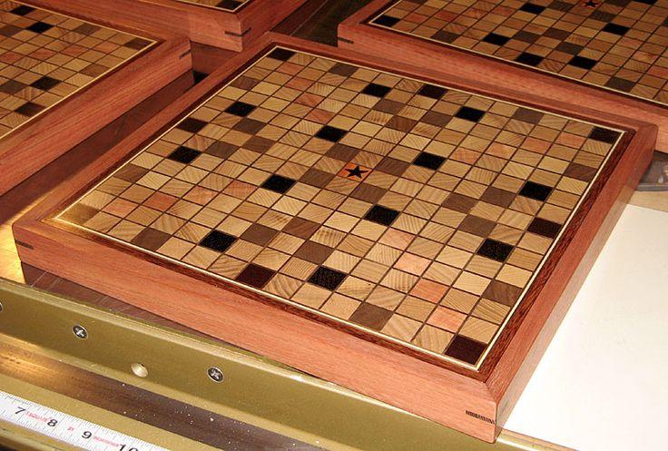 Scrabble board 5
