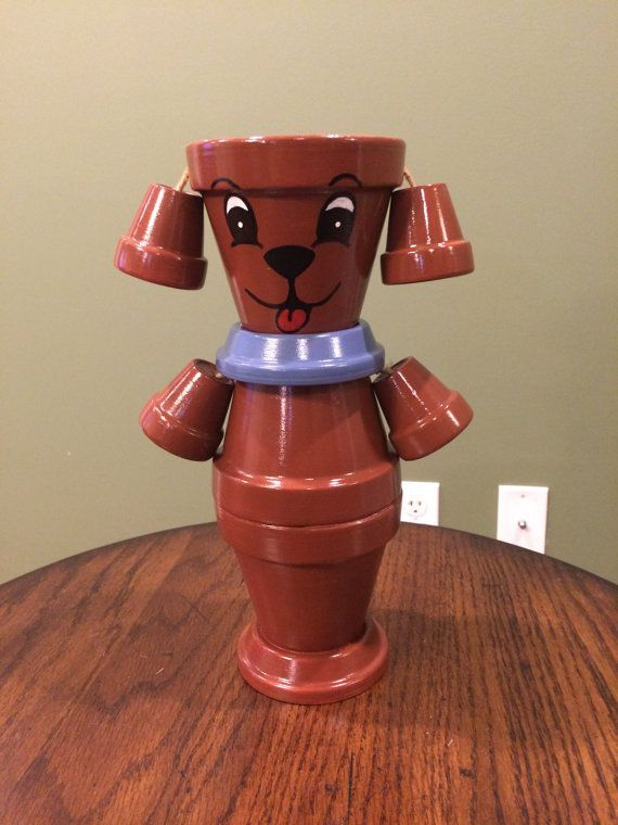 images about Terra Cotta Pot Crafts on Pinterest | Crafts, Clay pot ...
