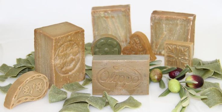 The most ancient natural soap