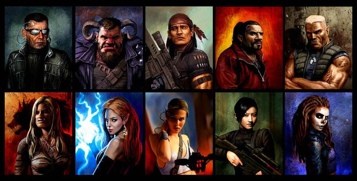 I love Shadowrun! www.shadowrun4.com