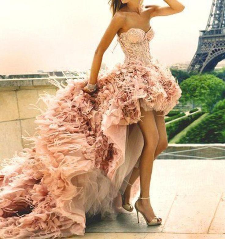 Love!!!!! Kind of a twist to the November Rain wedding dress